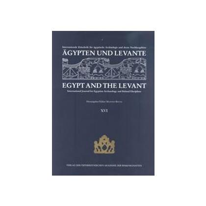 Ägypten und Levante XVI - Egypt and the Levant XVI