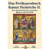 Das Perikopenbuch Kaiser Heinrichs II. Eine Handschrift zum Blättern. CD- ROM