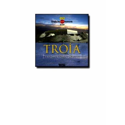 Ein virtueller Spaziergang durch Troia - CD-ROM