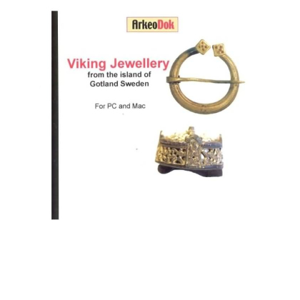 Viking Jewellery from island of gotland Sweden - CD-ROM