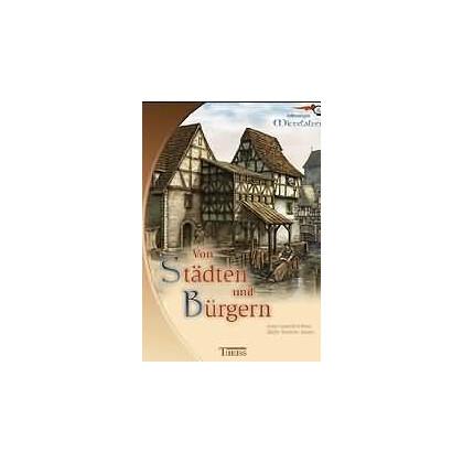 Von Städten und Bürgern. Lebendiges Mittelalter - CD - ROM