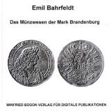 Das Münzwesen der Mark Brandenburg von den...