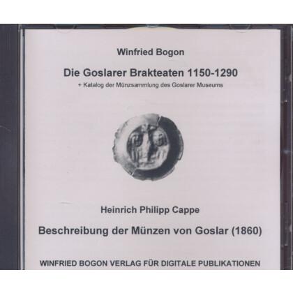 Die Goslarer Brakteaten 1150-1290. Dazu: Katalog der Münzsammlung des Goslarer Museums