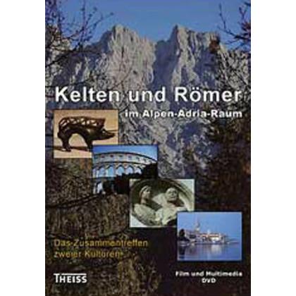 Kelten und Römer im Alpen-Adria-Raum. Das Zusammentreffen zweier Kulturen. Boundary Productions. DVD