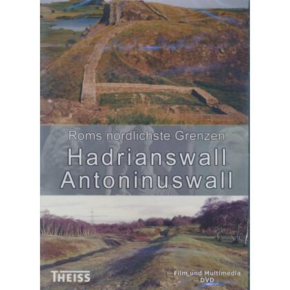 Hadrianswall und Antoninuswall. Roms nördlichste Grenzen. DVD