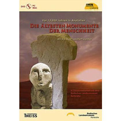 Die ältesten Monumente der Menschheit. Vor 12.000 Jahren in Anatolien. Media Cultura. DVD- ROM