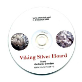 Viking Silver Hoard from Gotland, Schweden - CD ROM