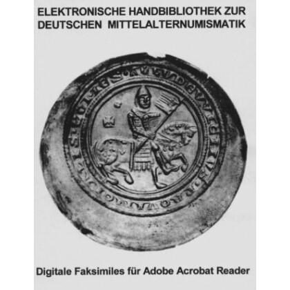 Elektronische Handbibliothek zur Deutschen Mittelalternumismatik - DVD-ROM