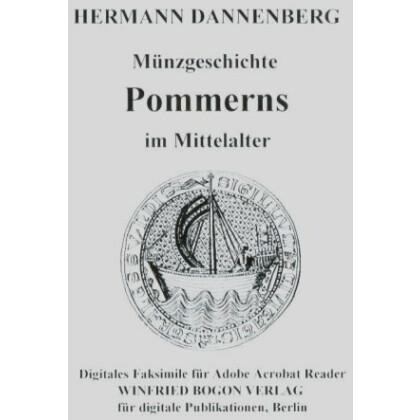Münzgeschichte Pommerns im Mittelalter - DVD-ROM