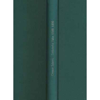 Sächsische Taler 1500-1800