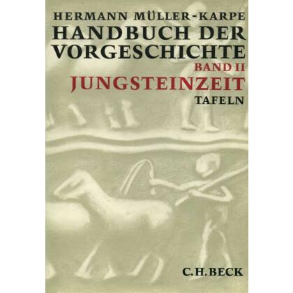 Handbuch der Vorgeschichte, Band 2 - Jungsteinzeit. 2 Bände