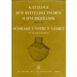 Kataloge zur mitteldeutschen Schnurkeramik, Teil IV -...