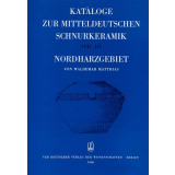 Kataloge zur mitteldeutschen Schnurkeramik, Teil III -...