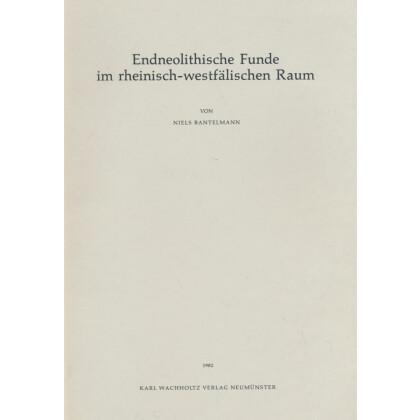 Endneolithische Funde im rheinisch-westfälischen Raum