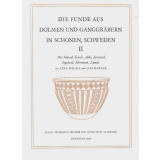 Die Funde aus den Dolmen und Ganggräbern in Schonen...