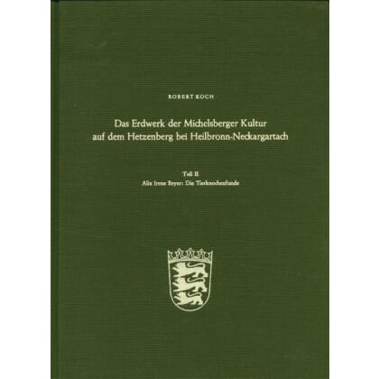 Das Erdwerk der Michelsberger Kultur auf dem Hetzenberg bei Heilbronn-Neckar