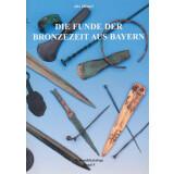 Die Funde der Bronzezeit aus Bayern
