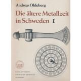 Die ältere Metallzeit in Schweden - 2 Bände