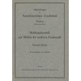 Siedlungskeramik aus Höhlen der mittleren Frankenalb