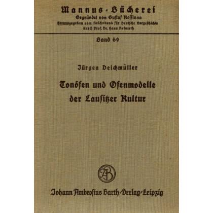 Tonöfen und Ofenmodelle der Lausitzer Kultur