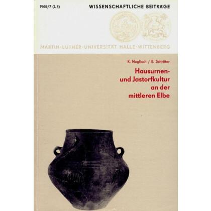 Hausurnen und Jastorfkultur an der mittleren Elbe