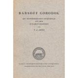Barsoff Gorodok - Ein westsibirisches Gräberfeld aus...