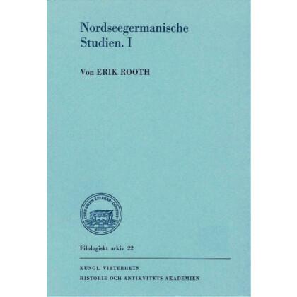 Nordseegermanische Studien I