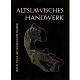 Altslawisches Handwerk