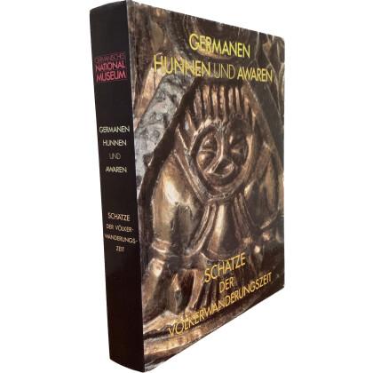 Germanen Hunnen und Awaren