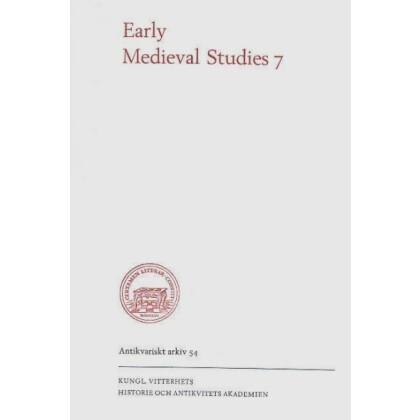 Early Medieval Studies 7
