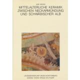Mittelalterliche Keramik zwischen Neckarmündung und...