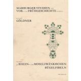 Studien zu Rhein- und Moselfränkischen Bügelfibeln. 2 Bände