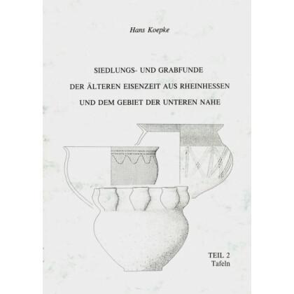 Siedlungs- und Grabfunde der älteren Eisenzeit aus Reinhessen