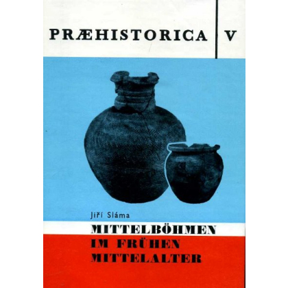 Mittelböhmen im frühen Mittelalter - 1. Katalog der Grabfunde
