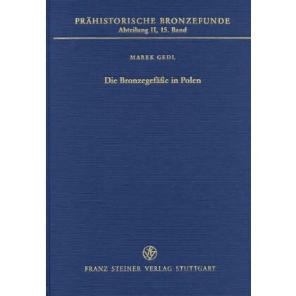 Die Bronzegefäße in Polen