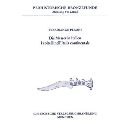 Die Messer in Italien- I coltelli nell Italia continentale
