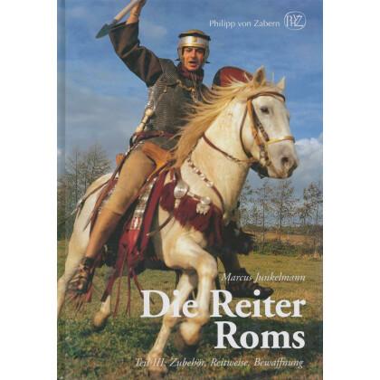 Die Reiter Roms Teil III - Zubehör, Reitweise, Bewaffnung