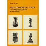 Archäologische Funde von der frührömischen...