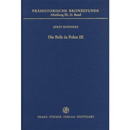 Die Beile in Polen III. Tüllenbeile