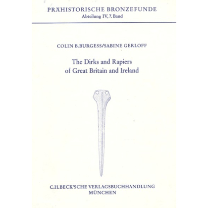 The Dirks und Rapiers of Great Britain and Ireland