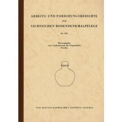Arbeits- und Forschungsberichte zur sächsischen Bodendenkmalpflege, Band 4
