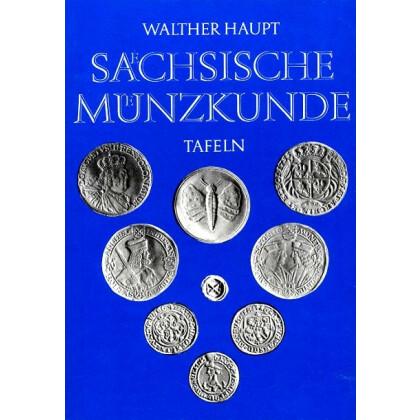 Sächsische Münzkunde, Tafeln