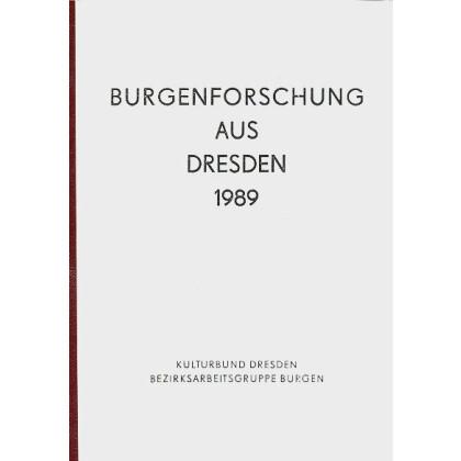 Burgenforschung aus Sachsen - Der Vorläufer