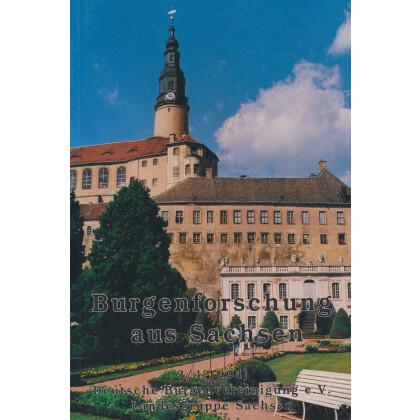 Burgenforschung aus Sachsen, Band 3 und 4