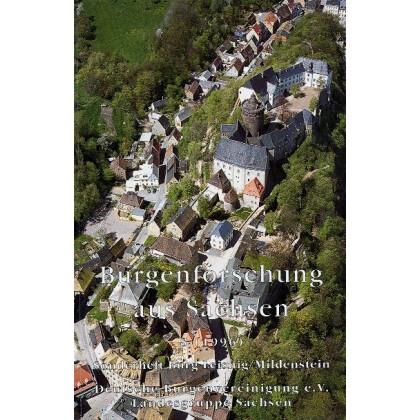 Burgenforschung aus Sachsen, Band 8 - Sonderheft - Leisnig