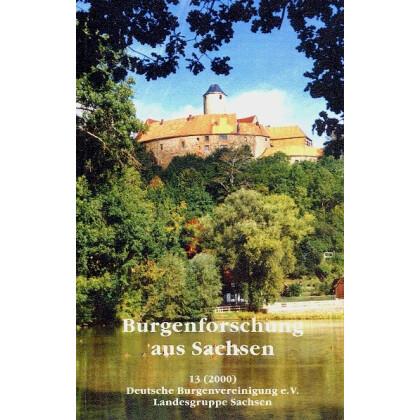 Burgenforschung aus Sachsen, Band 13