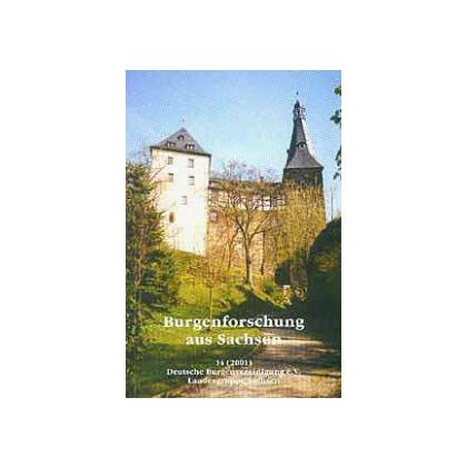 Burgenforschung aus Sachsen, Band 14