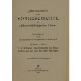 Das Gräberfeld bei Obermöllern aus der Zeit des...