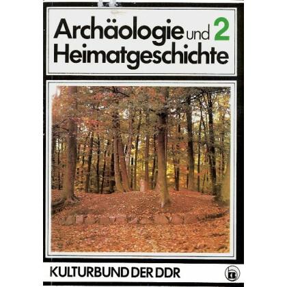 Archäologie und Heimatgeschichte Band 2
