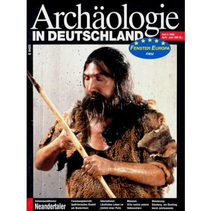 Archäologie in Deutschland. Heft 1998/2
